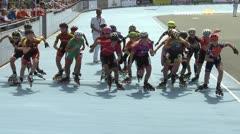 MediaID=39658 - Flanders Grand Prix 2021 - Cadet women, 5.000m elimination heat1