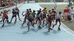 MediaID=39662 - Flanders Grand Prix 2021 - Youth Ladies, 5.000m Points heat1
