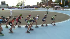 MediaID=39666 - Flanders Grand Prix 2021 - Youth Ladies, 5.000m Points heat2