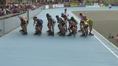 MediaID=39681 - Flanders Grand Prix 2021 - Youth men, 5.000m Points heat1