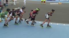 MediaID=39683 - Flanders Grand Prix 2021 - Youth Ladies, 5.000m Points B-final1