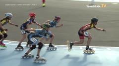MediaID=39696 - Flanders Grand Prix 2021 - Cadet women, 5.000m elimination final
