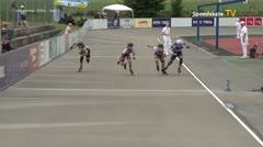 MediaID=39713 - Int SpeedskateKriterium/Europacup W - Cadet women, 500m heat3