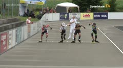 MediaID=39714 - Int SpeedskateKriterium/Europacup W - Cadet women, 500m heat5
