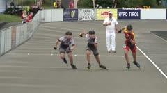 MediaID=39722 - Int SpeedskateKriterium/Europacup W - Junior Ladies, 500m heat5