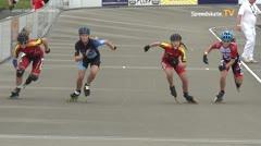 MediaID=39732 - Int SpeedskateKriterium/Europacup W - Junior Ladies, 500m heat6