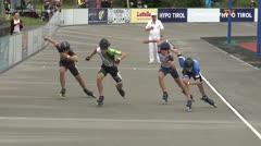 MediaID=39734 - Int SpeedskateKriterium/Europacup W - Junior men, 500m heat6