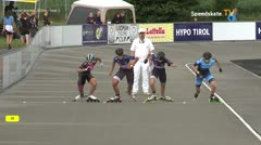 MediaID=39744 - Int SpeedskateKriterium/Europacup W - Senior women, 500m heat3